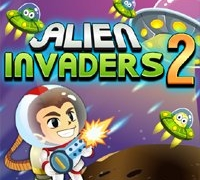 Alien Invaders 2 spielen