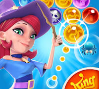 Bubble Witch 2 Saga spielen