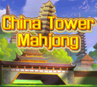 China Tower Mahjong spielen