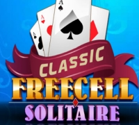 Classic Freecell Solitaire spielen