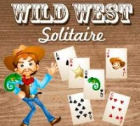 Wild West Solitaire spielen